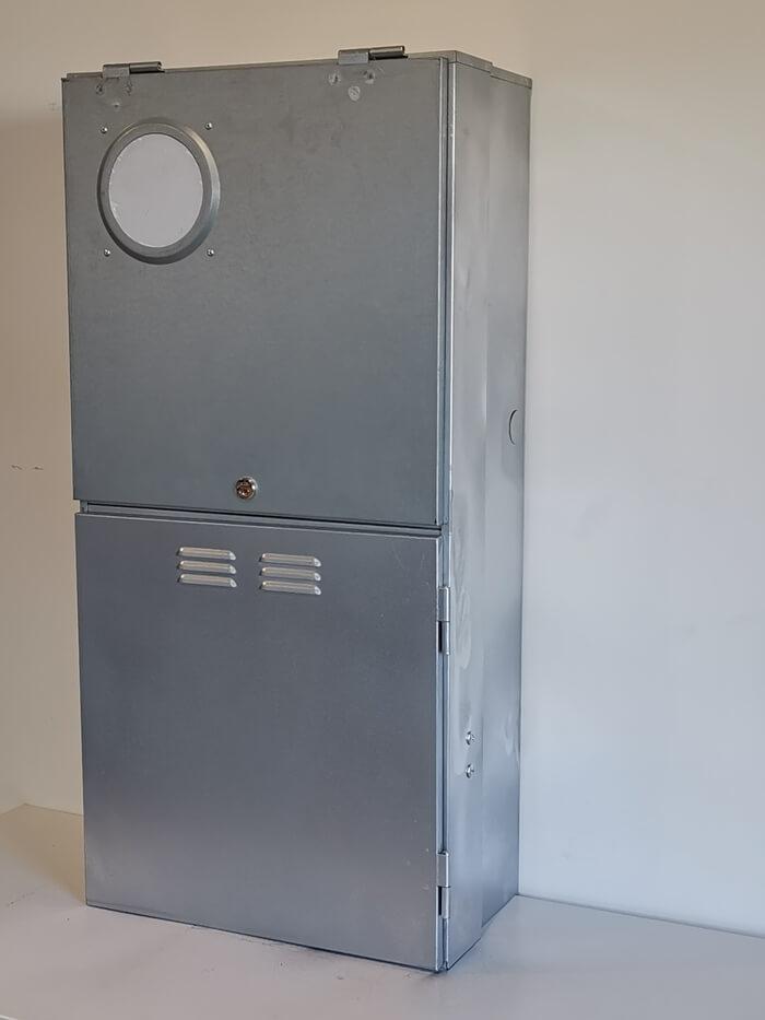 Meterbox Combo Rebated Single Cam View