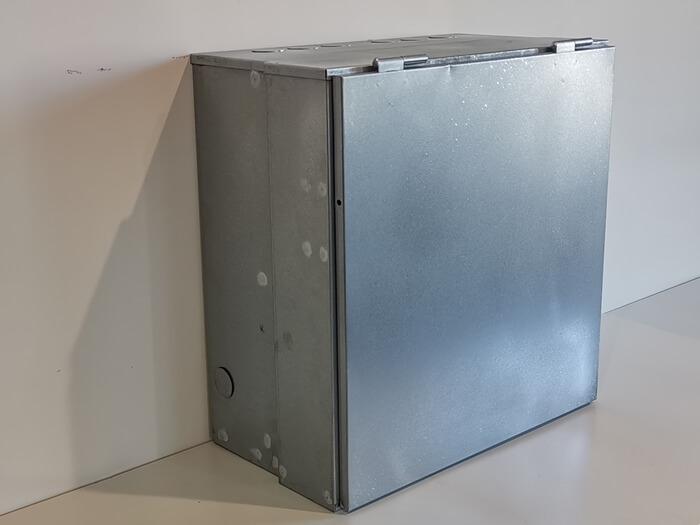 Meterbox Elect Rebated No 14 - Electric Meter Box Perth