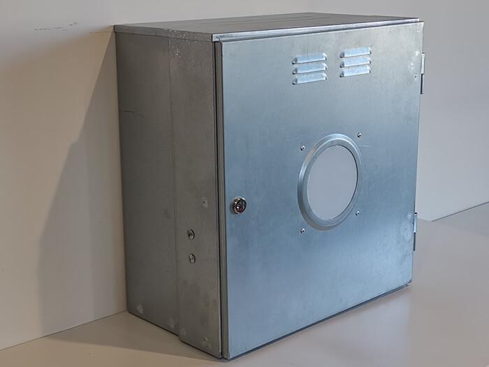 Meterbox Gas Rebated Cam View