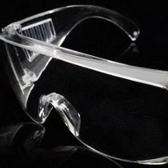 Safety Glasses Overspec Clear PPE Perth