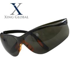 Safety Glasses Black Hard Coat