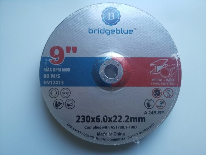 bridgeblue 2306 022 2mm grinding Disc