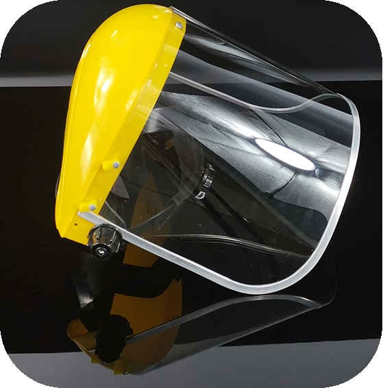face shield clear protection